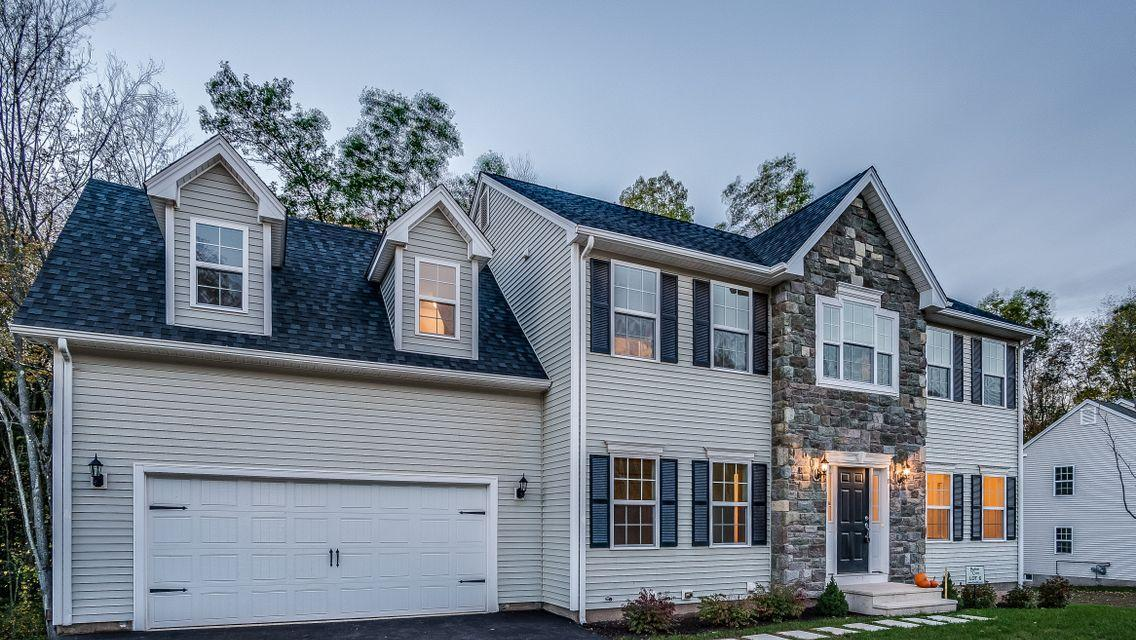 Exterior featured in the Reynaud By T & M Homes in Hartford, CT