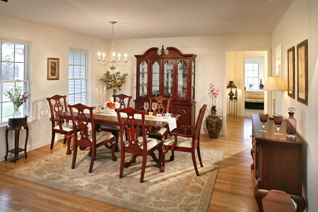 Living Area featured in The Heublein Larensen By T & M Homes in Hartford, CT