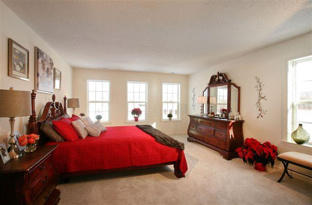 Bedroom featured in The Reynaud Ridgeway Grand By T & M Homes in Hartford, CT