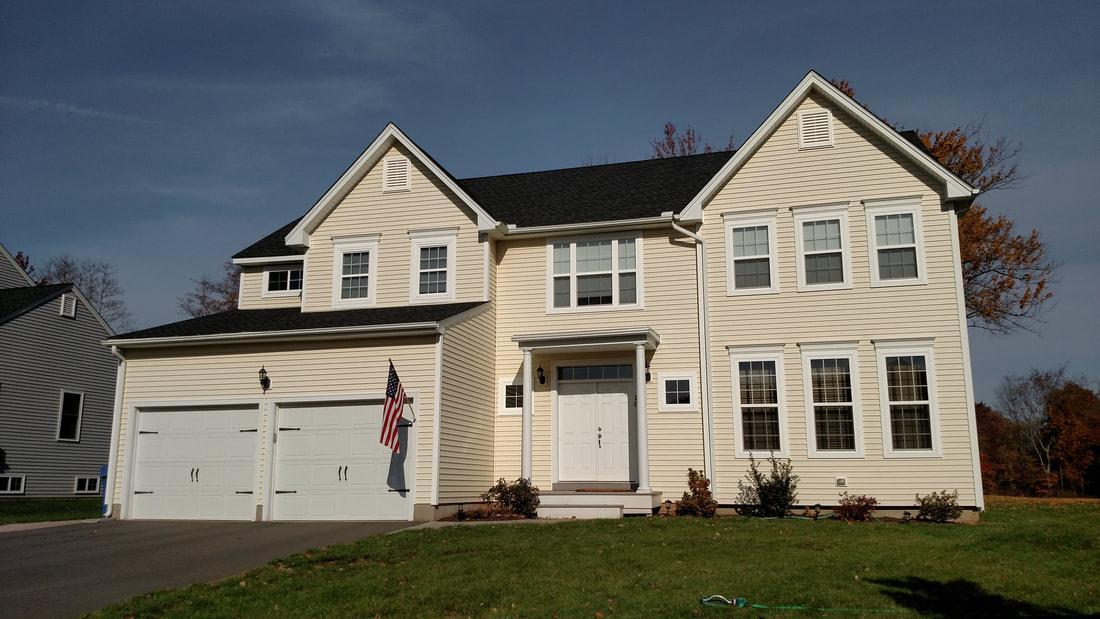 Exterior featured in The Senator High Grove By T & M Homes in Hartford, CT