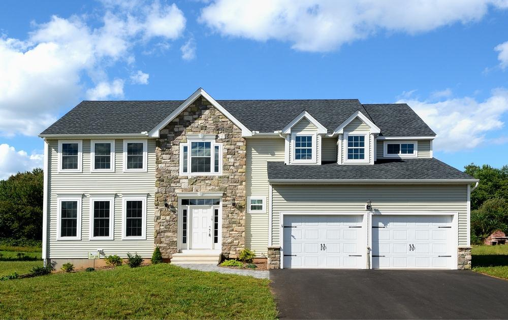 Exterior featured in The Senator Pembrooke Grand Plus By T & M Homes in Hartford, CT