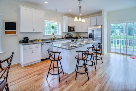 Kitchen-in-The Cobalt-at-South Windsor Woods-in-South Windsor