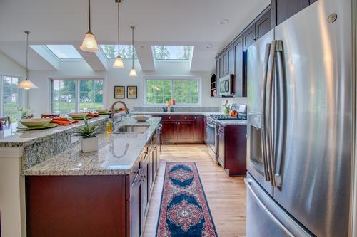 Kitchen-in-The Francis-at-South Windsor Woods-in-South Windsor