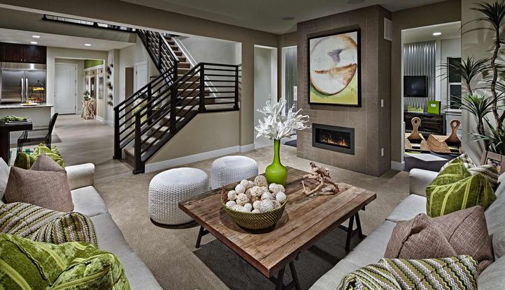 Residence 4004 | Model Home:Great Room