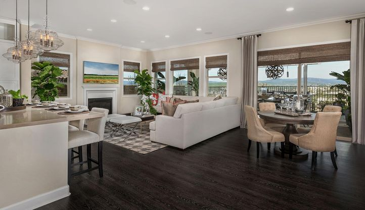 Tierno:Residence 1 - Great Room