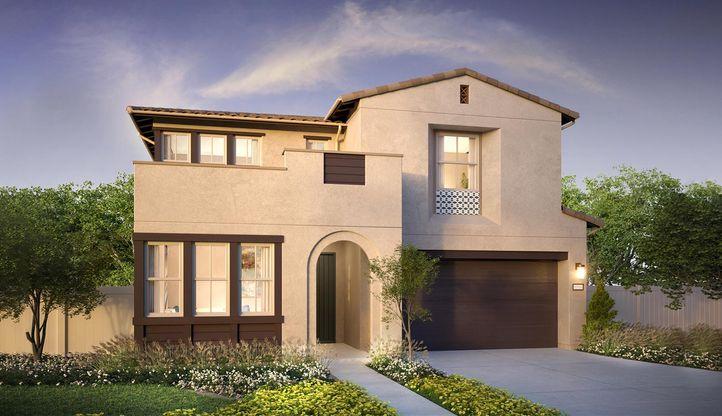 Exterior:Residence 3AR - Rendering