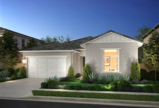 Exterior:Residence 1BR - Rendering