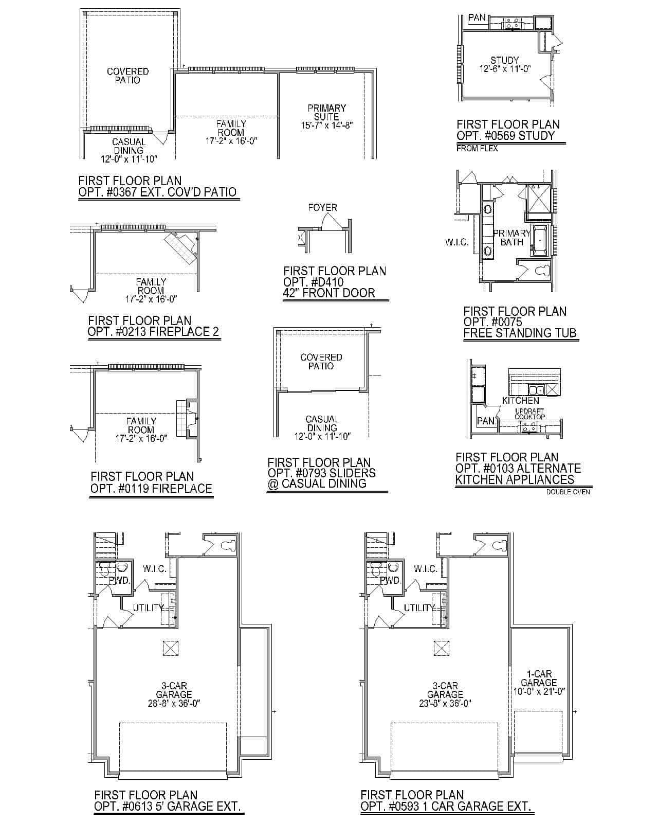 Barnhart Plan At Lakehouse 60 In Katy Tx By Tri Pointe Homes