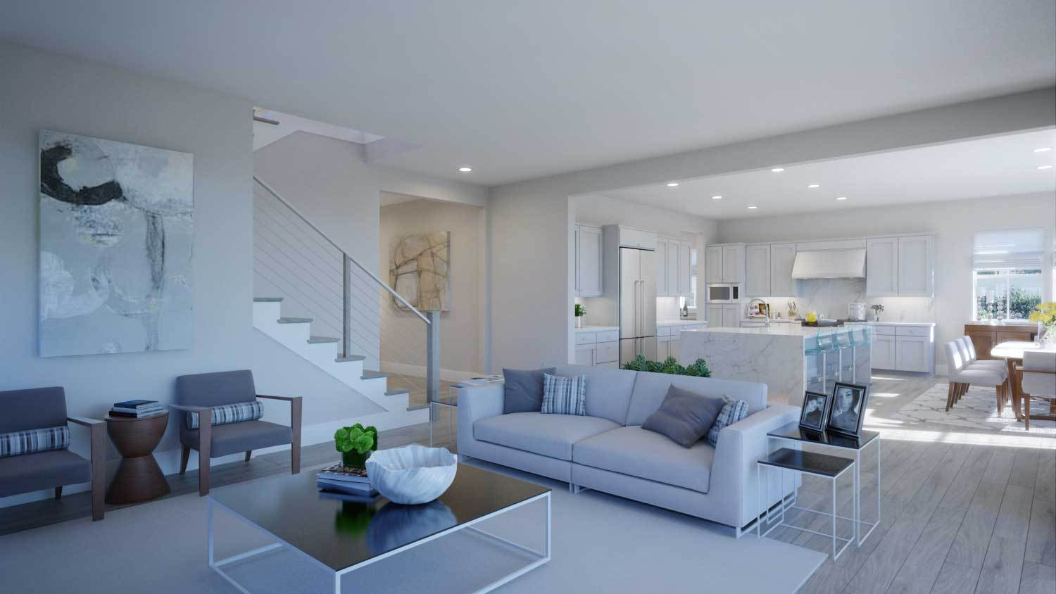 'Palm' by TRI Pointe Homes Bay Area in Oakland-Alameda