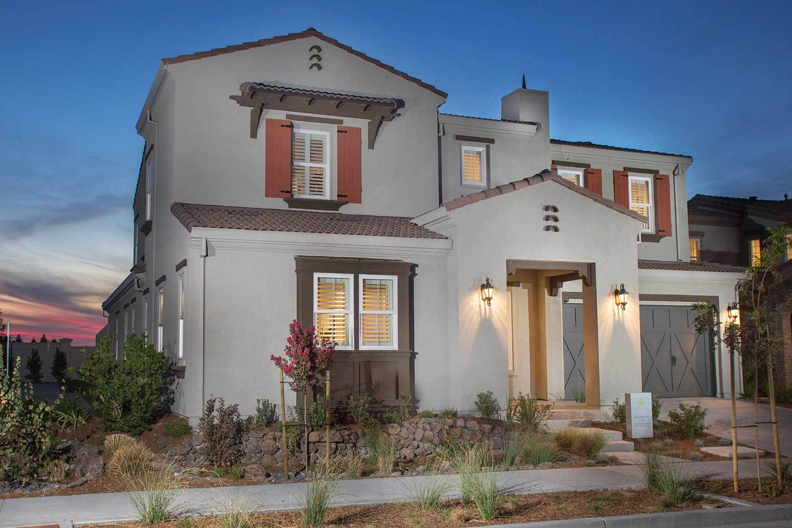 Exterior featured in the Residence 5 By TRI Pointe Homes in Oakland-Alameda, CA