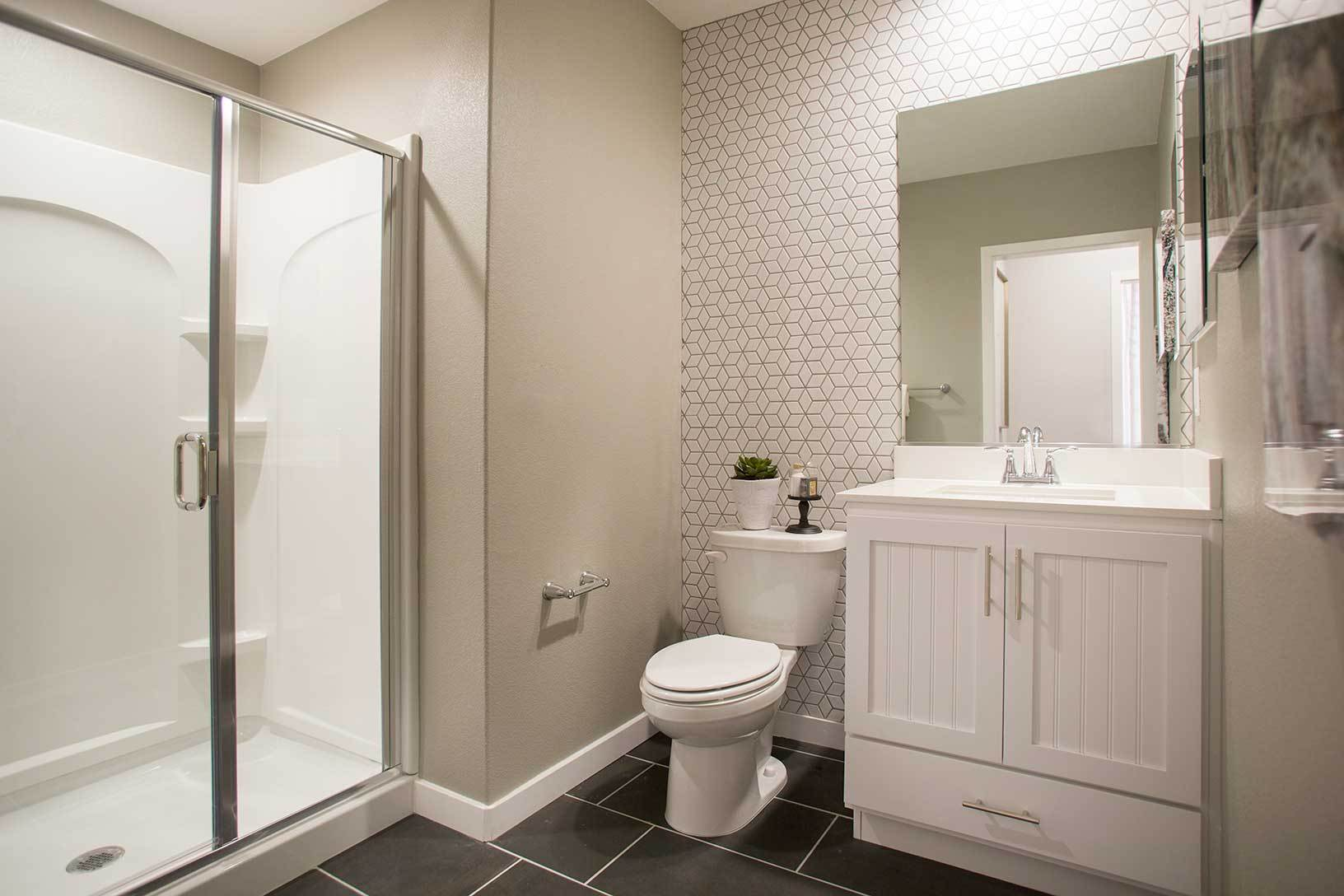 Bathroom featured in the Residence 3 By TRI Pointe Homes in San Jose, CA