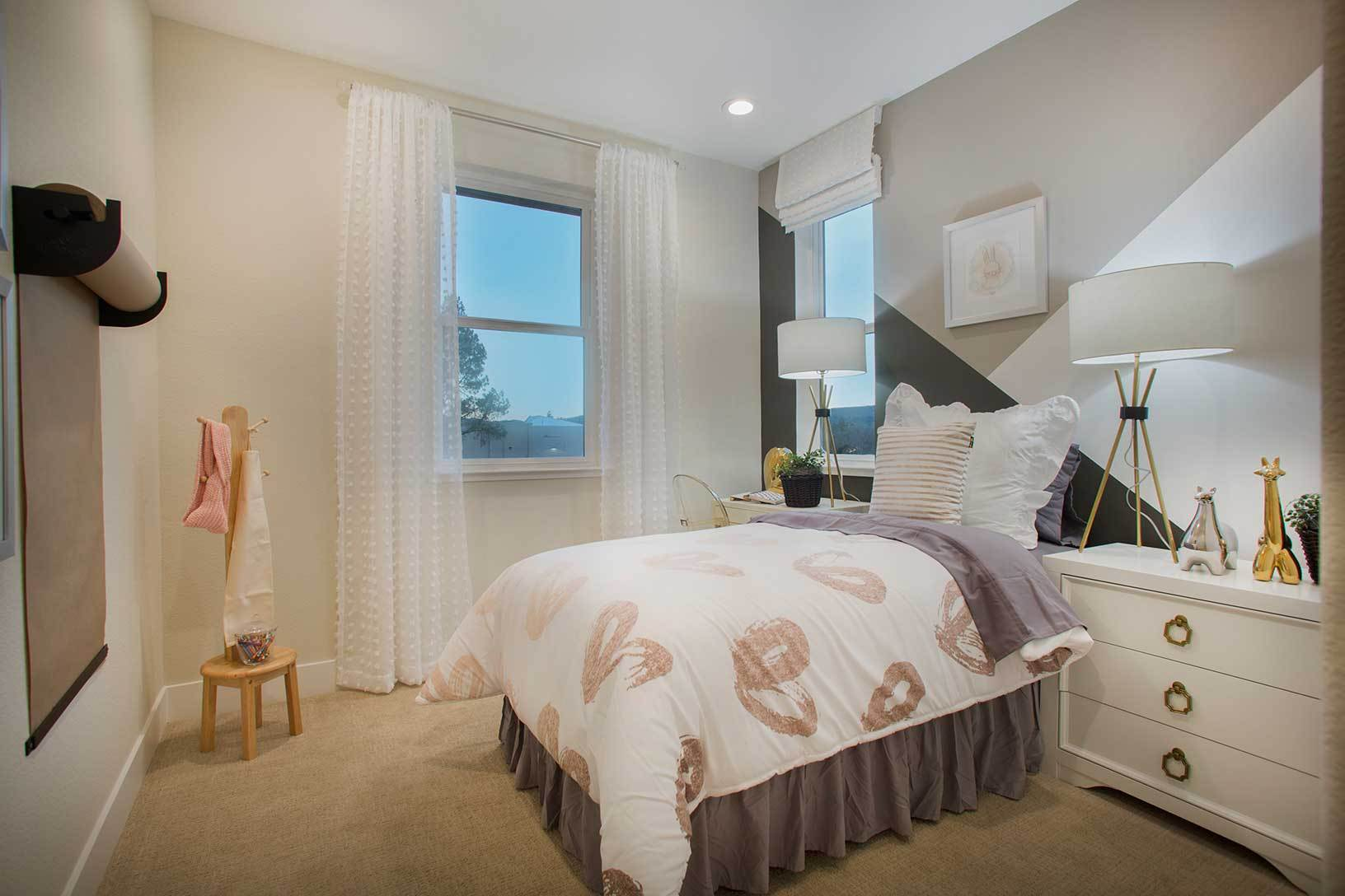 Bedroom featured in the Residence 3X By TRI Pointe Homes in Oakland-Alameda, CA