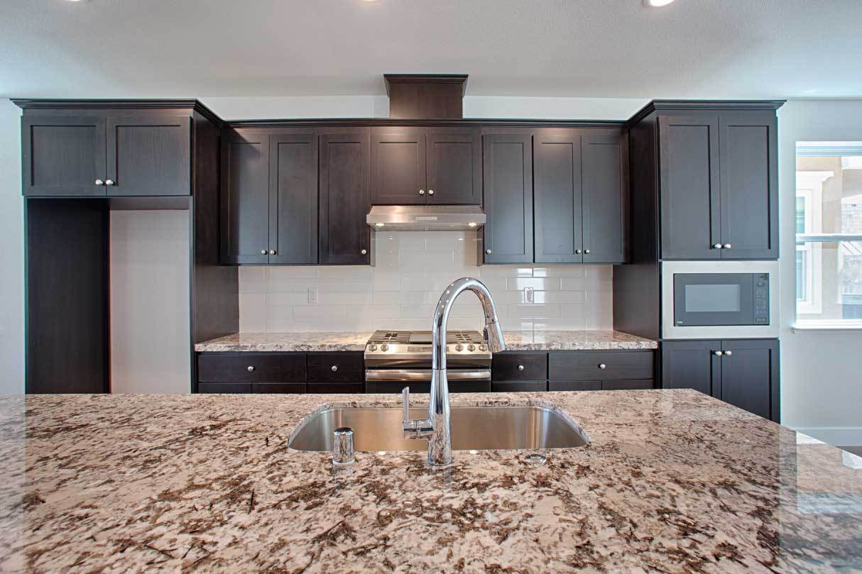 Kitchen featured in the Residence 2 By TRI Pointe Homes in Oakland-Alameda, CA