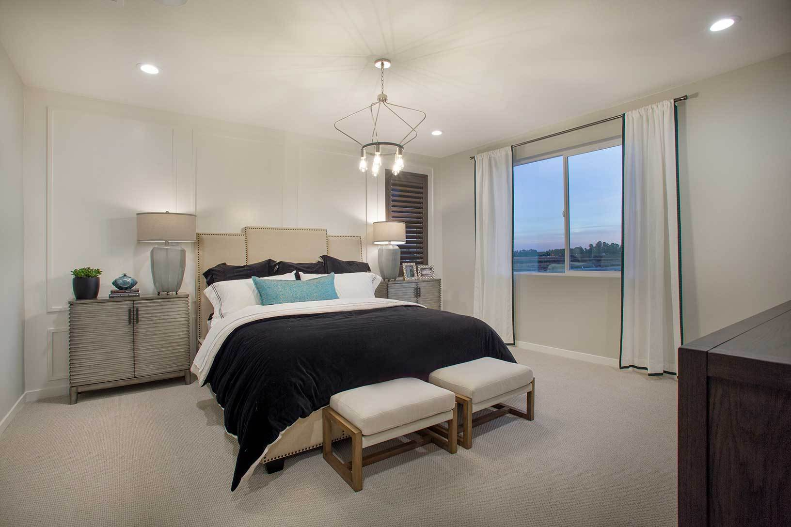 Bedroom featured in the Residence 4 By TRI Pointe Homes in Vallejo-Napa, CA