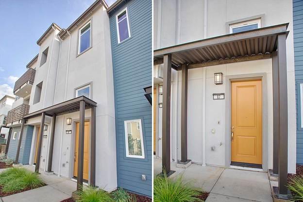 Exterior:Homesite 315 - Residence 2