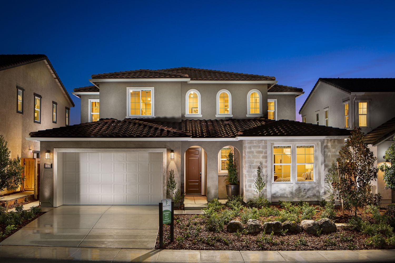 'Brookstone at Folsom Ranch' by TRI Pointe Homes Sacramento in Sacramento