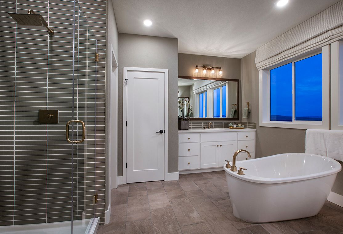Bathroom featured in the Residence 4 By TRI Pointe Homes in Sacramento, CA