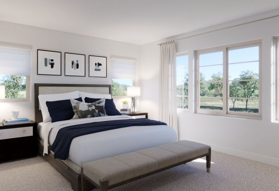 Bedroom featured in the Residence 4502 By TRI Pointe Homes in Denver, CO