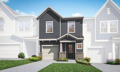 Ashburn by TRI Pointe Homes in Charlotte South Carolina