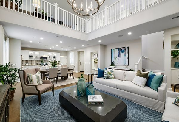 Interior:Residence 3 - Great Room