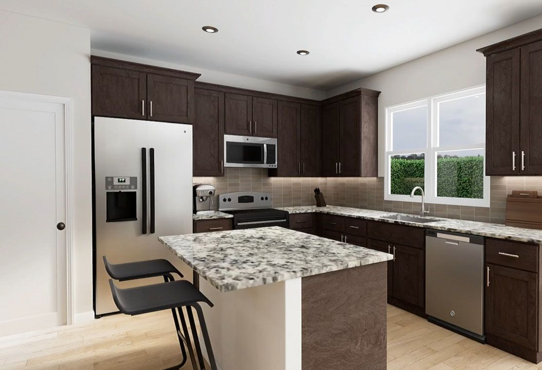 Kitchen featured in the Residence 1 By TRI Pointe Homes in Charlotte, SC