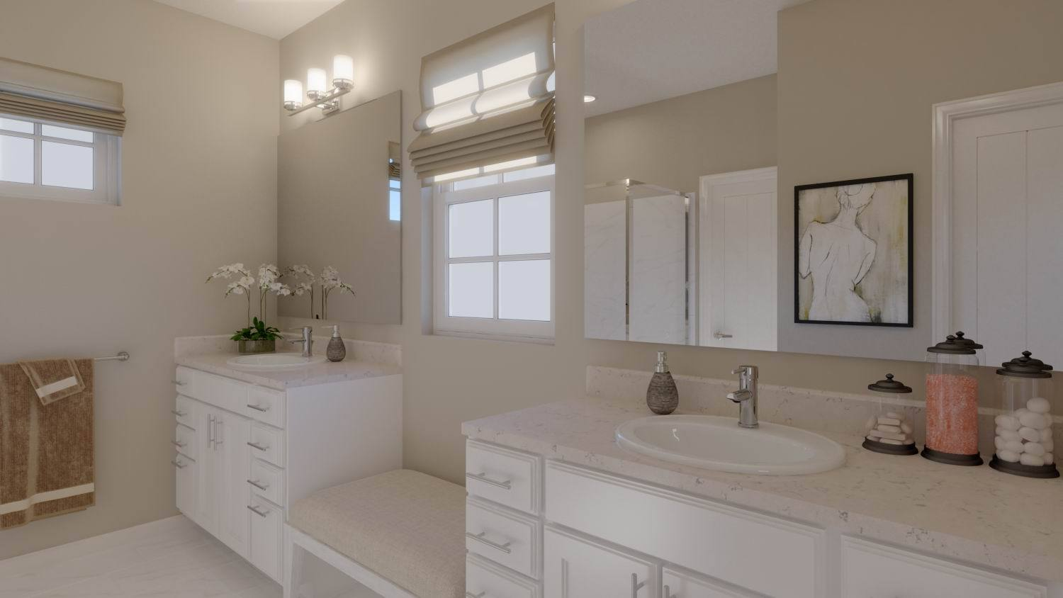 Bathroom featured in the Residence 3201 By TRI Pointe Homes in Denver, CO
