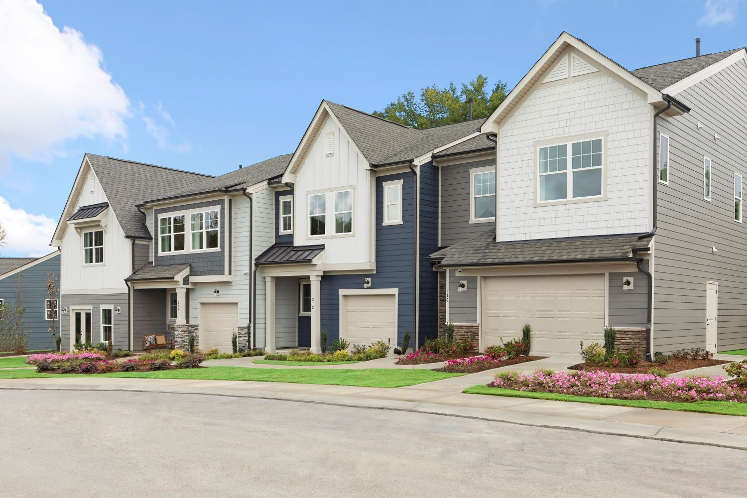 'Ashburn' by TRI Pointe Homes Carolinas in Charlotte