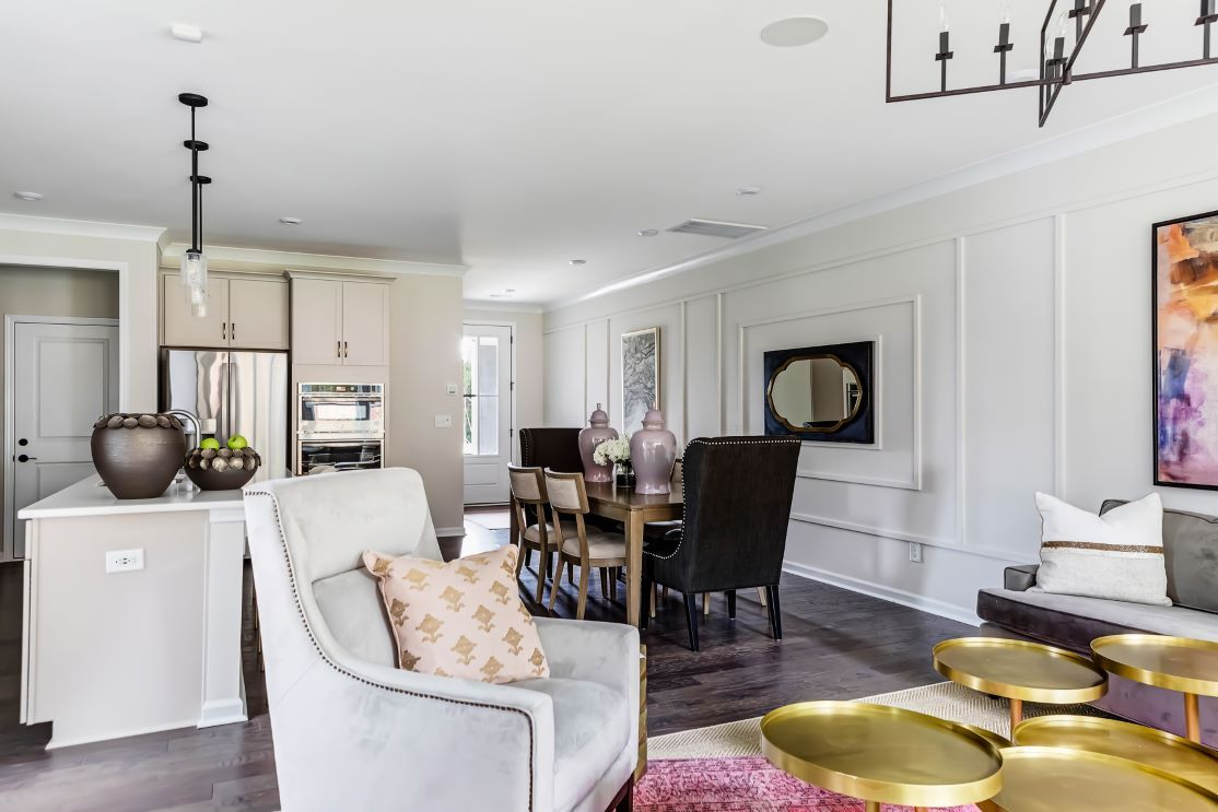 Living Area featured in the Residence 5 By TRI Pointe Homes in Charlotte, SC