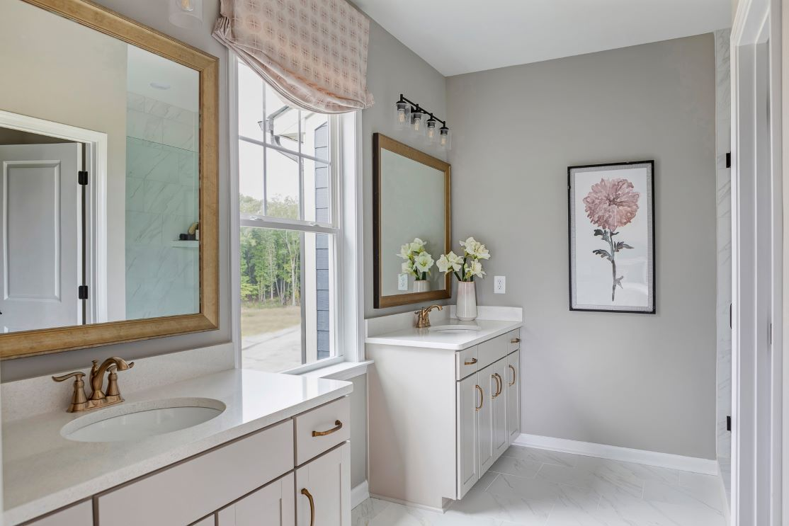 Bathroom featured in the Residence 5 By TRI Pointe Homes in Charlotte, SC