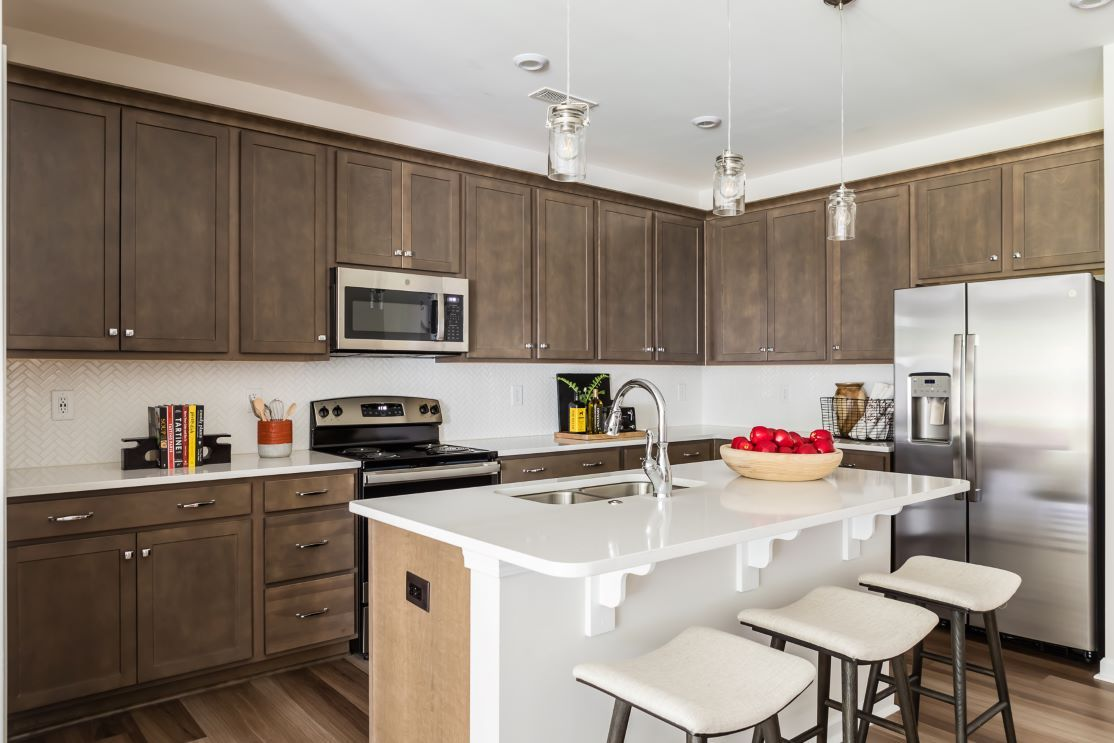Kitchen featured in the Residence 3 By TRI Pointe Homes in Charlotte, SC