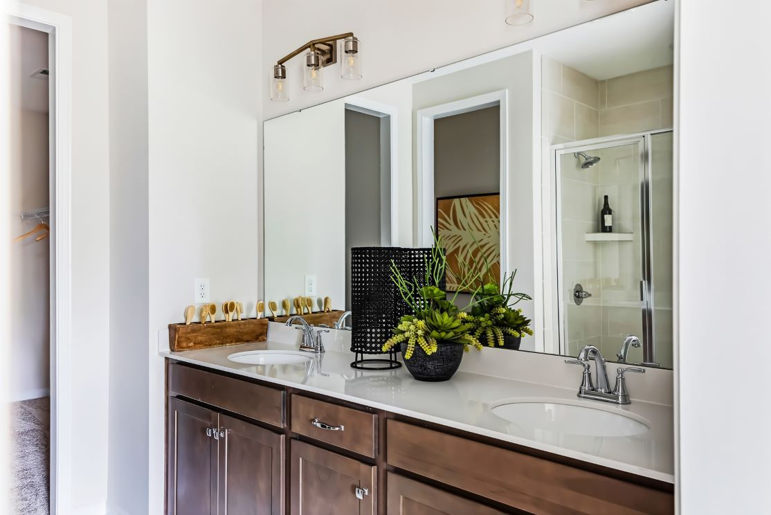 Bathroom featured in the Residence 3 By TRI Pointe Homes in Charlotte, SC