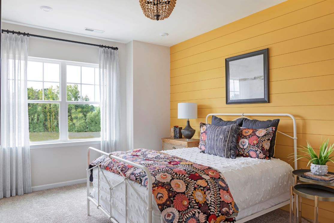 Bedroom featured in the Residence 3 By TRI Pointe Homes in Charlotte, SC