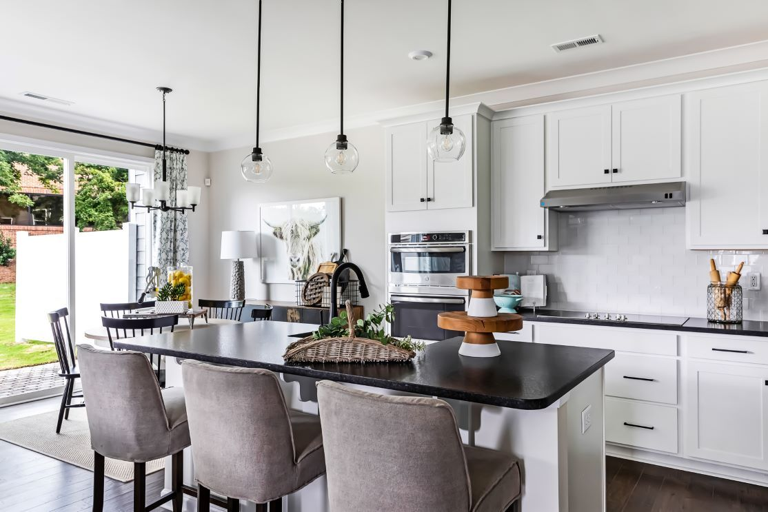 Kitchen featured in the Residence 4 By TRI Pointe Homes in Charlotte, SC