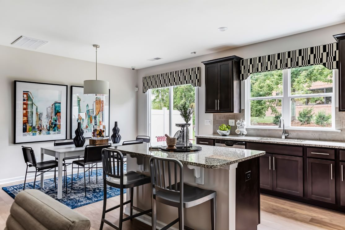Kitchen featured in the Residence 2 By TRI Pointe Homes in Charlotte, SC