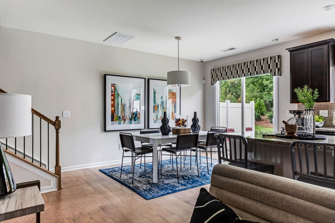 Living Area featured in the Residence 2 By TRI Pointe Homes in Charlotte, SC
