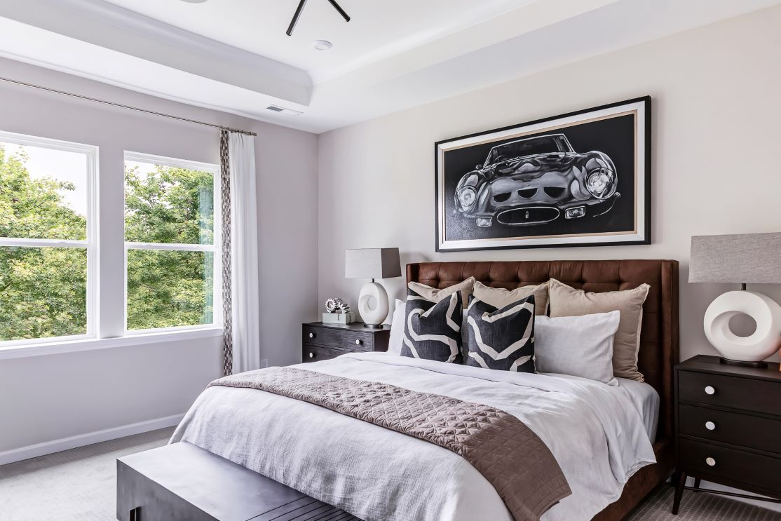 Bedroom featured in the Residence 2 By TRI Pointe Homes in Charlotte, SC