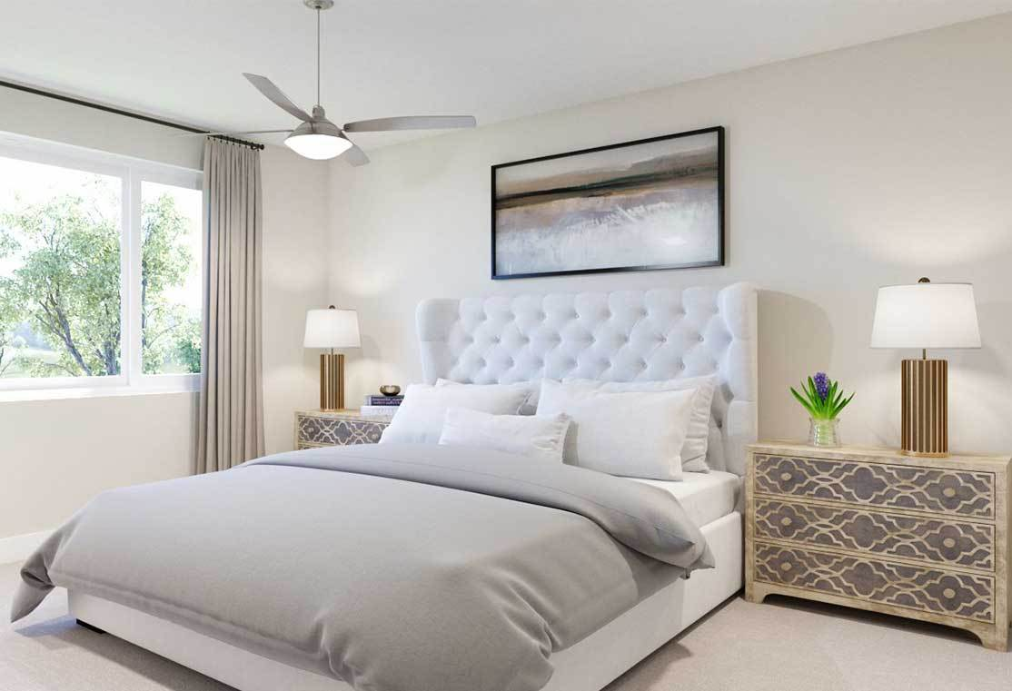 Bedroom featured in the Residence 2 By TRI Pointe Homes in Vallejo-Napa, CA