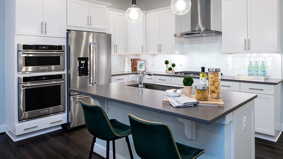Kitchen featured in the Potomac By Tri Pointe Homes in Washington, VA
