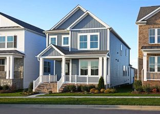 Augusta - The Villages at Cabin Branch: Clarksburg, District Of Columbia - Tri Pointe Homes