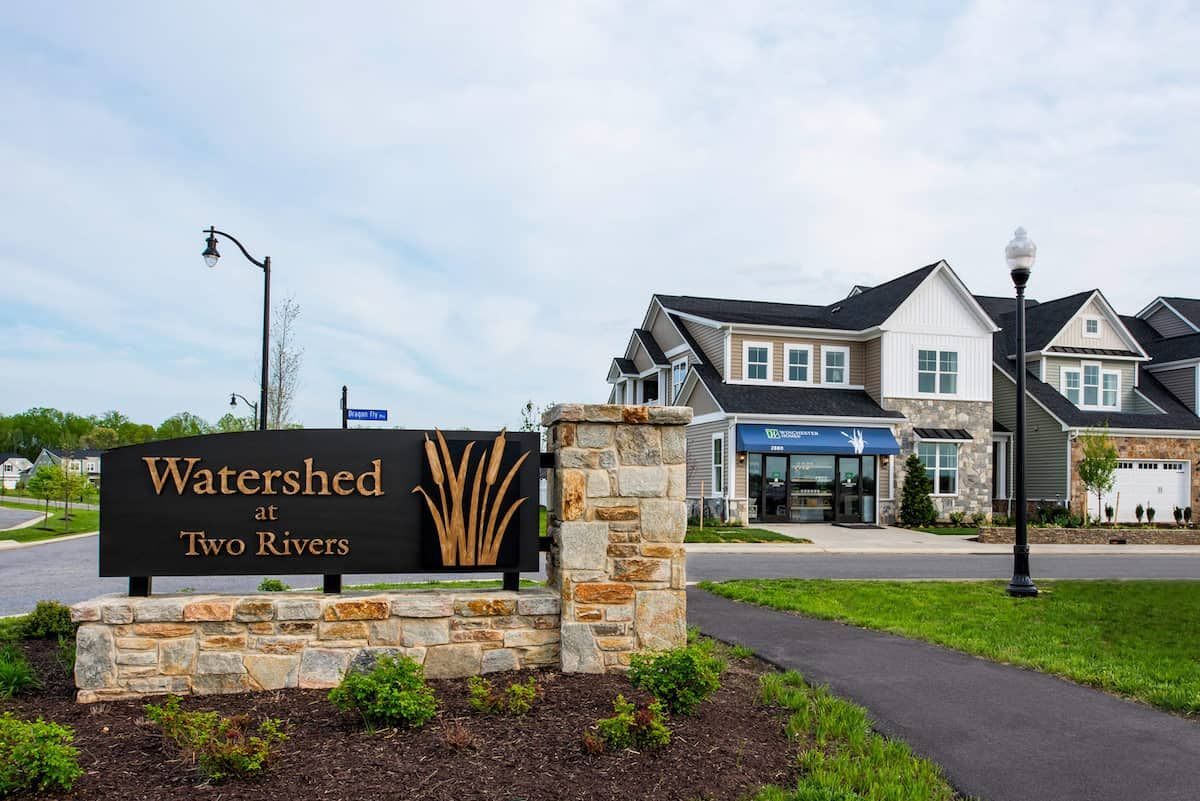The Patuxent by Winchester Homes