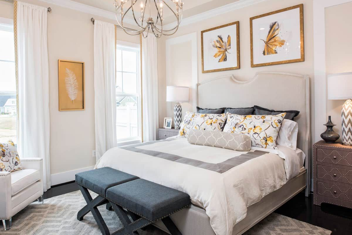 Bedroom featured in the Fairwinds By Tri Pointe Homes in Baltimore, MD