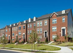 Donovan - Cabin Branch Manor Townhomes: Clarksburg, District Of Columbia - Tri Pointe Homes
