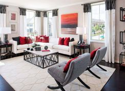 Finley - Cabin Branch Manor Townhomes: Clarksburg, District Of Columbia - Tri Pointe Homes