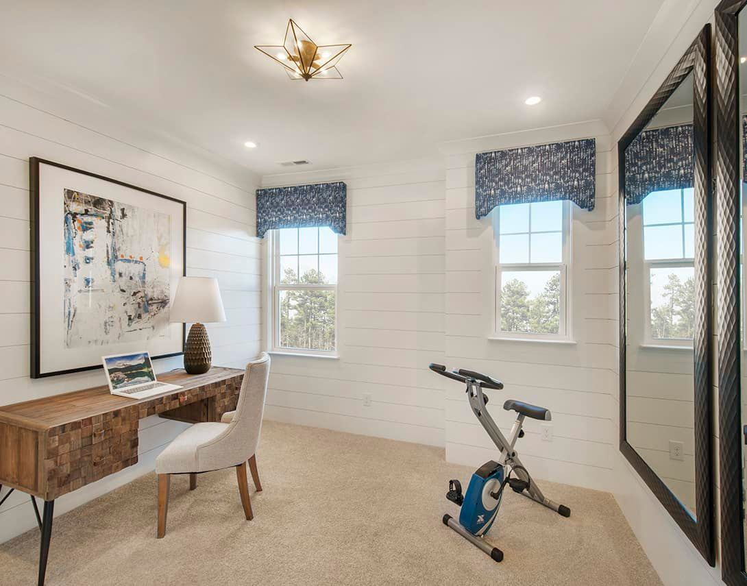 'Townes at North Salem' by Tri Pointe Homes Raleigh in Raleigh-Durham-Chapel Hill