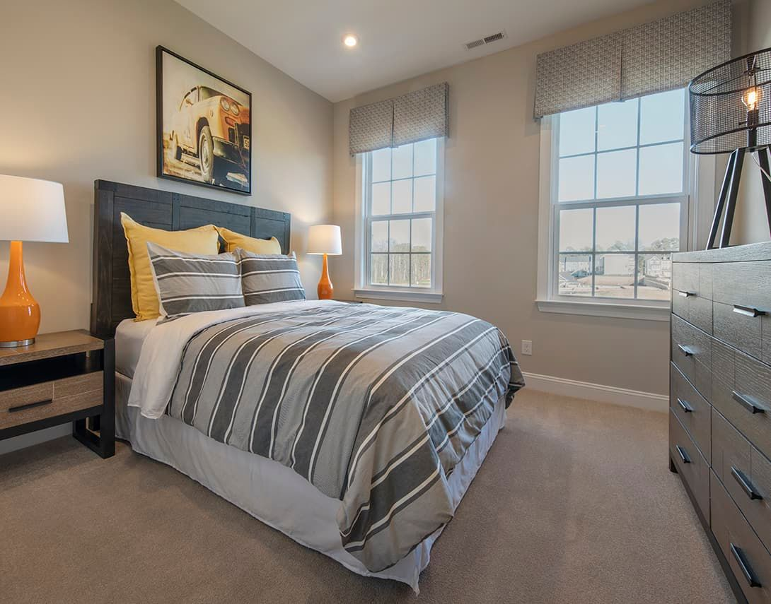 Bedroom featured in the Residence 2 By Tri Pointe Homes in Raleigh-Durham-Chapel Hill, NC