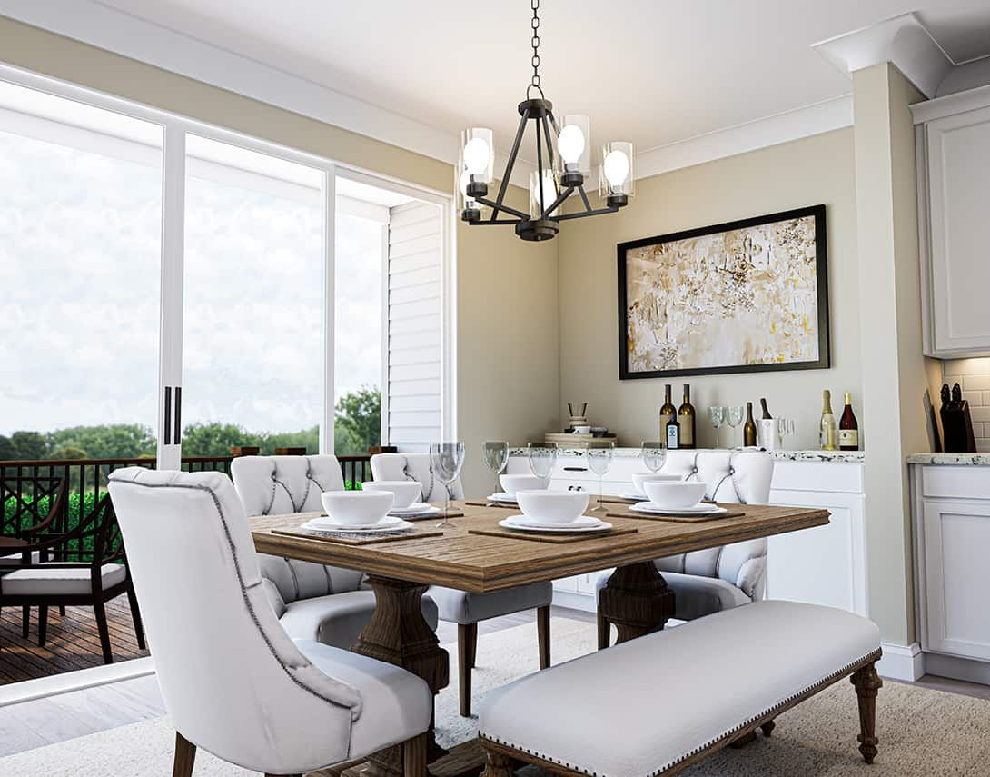 Living Area featured in the Residence 1 By Tri Pointe Homes in Raleigh-Durham-Chapel Hill, NC