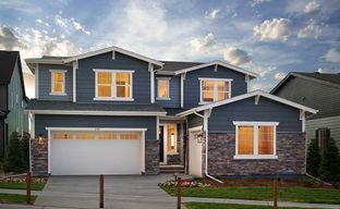 Solis at The Canyons by Tri Pointe Homes in Denver Colorado