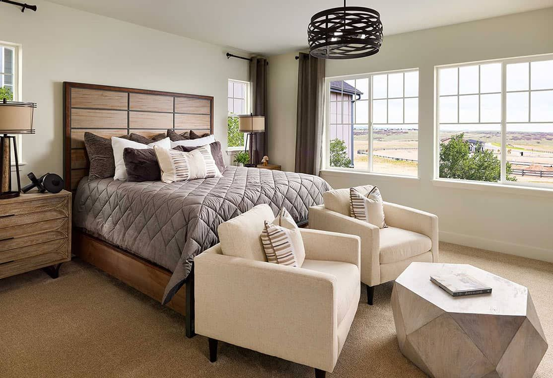 Bedroom featured in the Residence 4505 By Tri Pointe Homes in Denver, CO