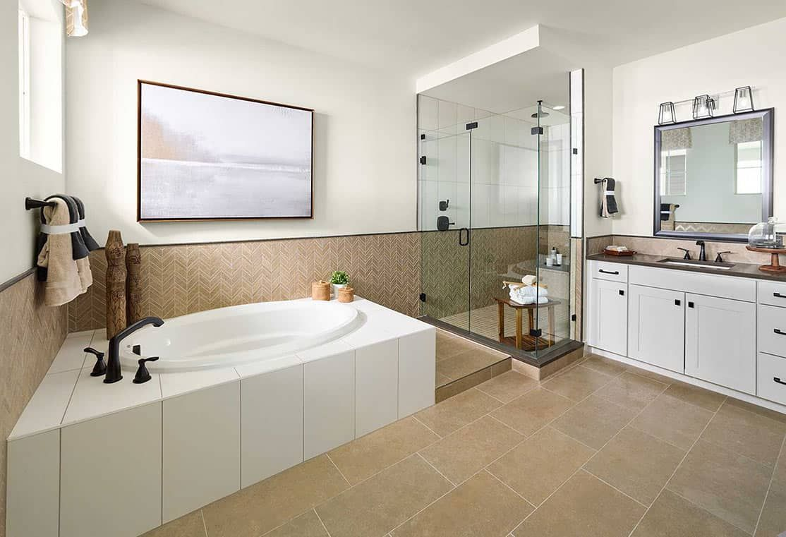 Bathroom featured in the Residence 4505 By Tri Pointe Homes in Denver, CO