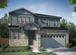 Plan 3502 - Prelude at Sterling Ranch: Littleton, Colorado - Tri Pointe Homes